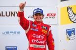 海外レース他   元F1世界王者エマーソン・フィッティパルディの孫ピエトロ、フォーミュラV8 3.5に継続参戦