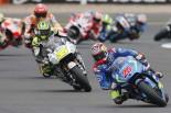 2016 MotoGPイギリスGP走行シーン