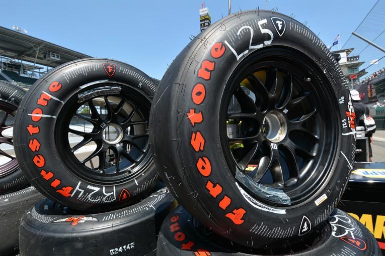 海外レース他 | インディカー、ファイアストンとのサプライヤー契約を延長