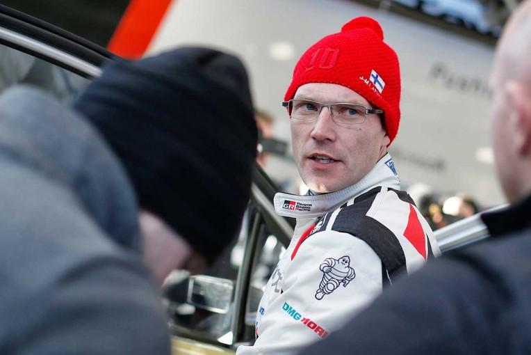 ラリー/WRC | WRC:トヨタ、シェイクダウンで順調な滑り出し。「チーム一丸となってきた結果」とラトバラ