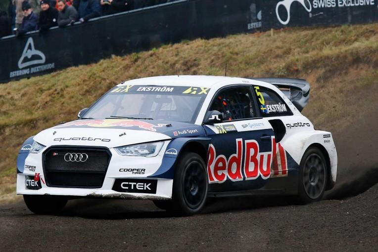 ラリー/WRC | 世界ラリークロス:アウディがワークス体制で参戦。エクストロームのタイトル防衛を援護