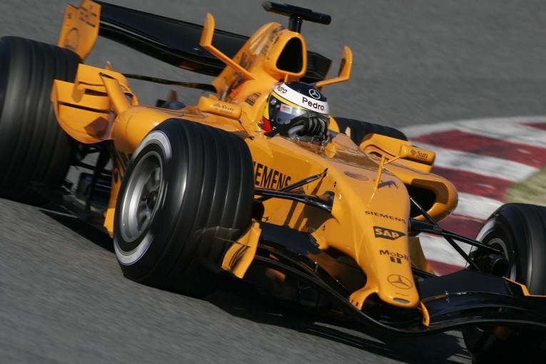 F1 | マクラーレン・ホンダF1、マシンカラーを一新。2017年型は伝統のオレンジに回帰か