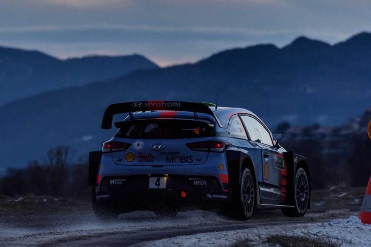 ラリー/WRC | オープニングステージで観客が亡くなる事故:WRCモンテカルロ