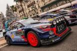 ラリー/WRC | WRCモンテカルロ:SS1キャンセルの波乱もヒュンダイが首位。トヨタ3番手と好スタート