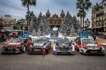 WRC第1戦モンテカルロ セレモニアルスタート