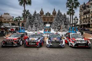 ラリー/WRC   【動画】WRC世界ラリー選手権第1戦モンテカルロ ダイジェスト