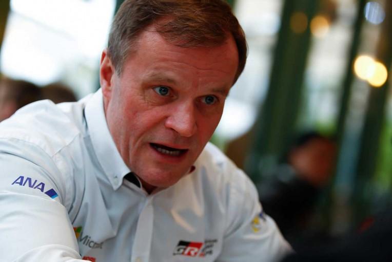 ラリー/WRC | WRC:トヨタ・ヤリスWRC、初日3番手と快走。マキネン「明日以降の活躍に期待がもてる」