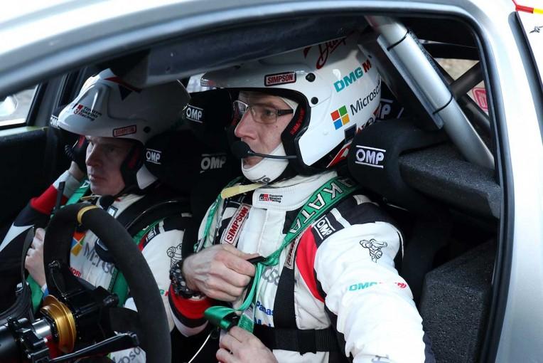 ラリー/WRC | トヨタ・ラトバラ「少し慎重すぎたかも」/WRC第1戦モンテカルロ デイ1コメント