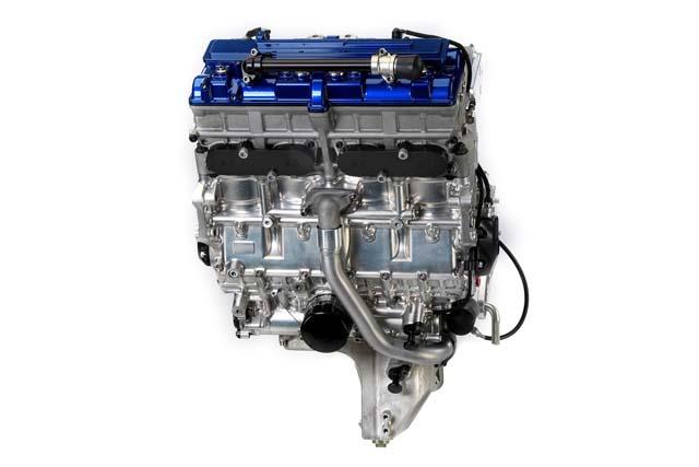 2017年型YZR-M1のエンジン