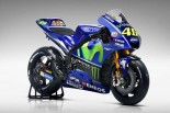 MotoGP | MotoGP:ヤマハ、17年型『YZR-M1』のスタジオショットを公開