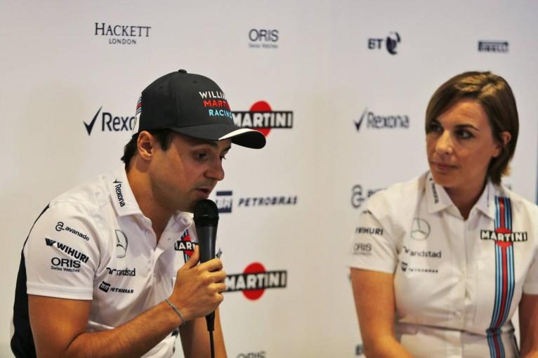 F1 | 引退したマッサの復帰を打診したクレア「本当にばつが悪い思いでした」