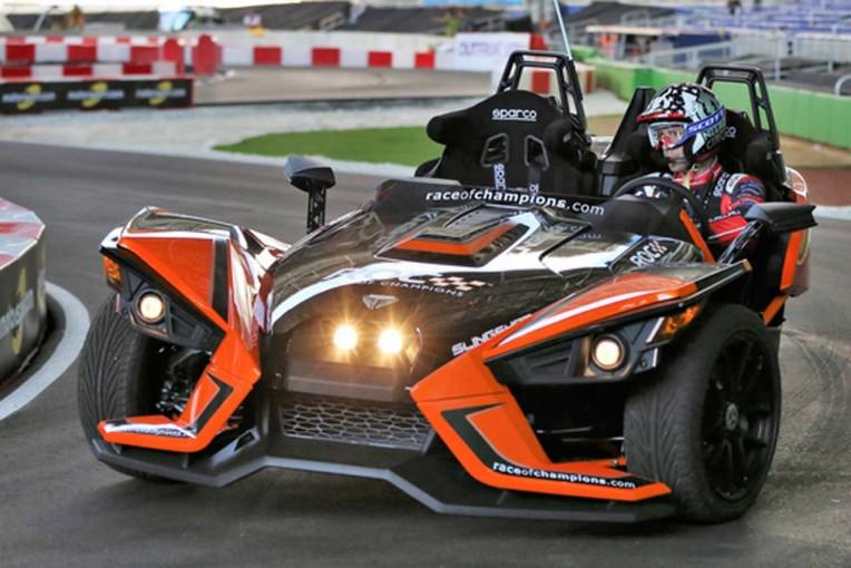 海外レース他 | レース・オブ・チャンピオンズは今週末。新コースレイアウトでトップドライバーたちが競演