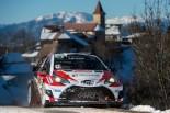 ラリー/WRC | WRC:トヨタ、ハンニネンがクラッシュもラトバラ好調。「予想以上の結果」とマキネン