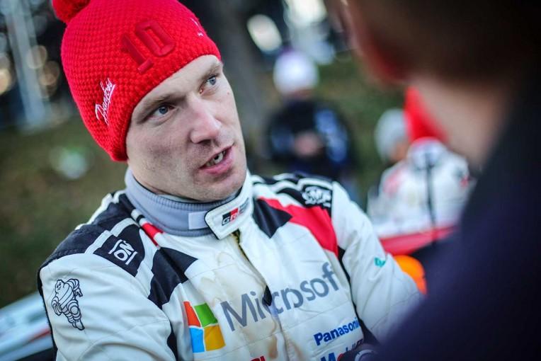 ラリー/WRC | ラトバラ「ヤリスWRCは走れば走るほど良くなっている」/WRC第1戦モンテカルロ デイ2コメント