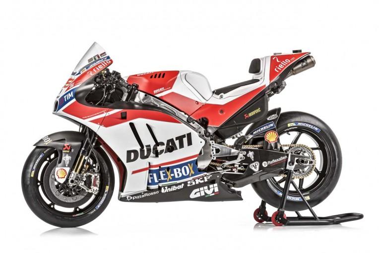 MotoGP | MotoGP:ドゥカティ、17年型『デスモセディチGP』のスタジオショットを公開
