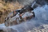 ラリー/WRC | 王者オジエが首位浮上。トヨタも表彰台圏内/【順位結果】世界ラリー選手権第1戦モンテカルロ SS13後