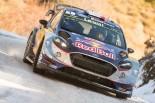 ラリー/WRC | WRCモンテカルロ:ヒュンダイにトラブルでオジエ首位。トヨタ、表彰台圏内へ