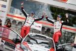 ラリー/WRC | WRCモンテカルロ:トヨタ、WRC復帰初戦で2位表彰台。オジエが移籍後、初優勝