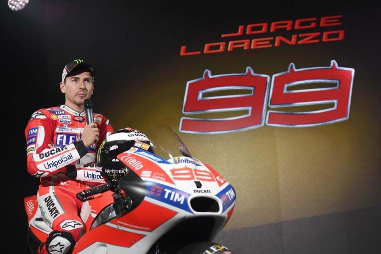 MotoGP | MotoGP:ロレンソ、ドゥカティでの初走行は「信じられない驚きだった」