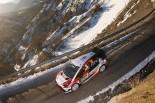 ラリー/WRC | WRC:トヨタ、復帰初戦で表彰台。マキネン「我々にとっては良き船出」