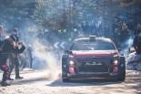 WRC第1戦モンテカルロ シトロエンC3 WRC