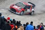 WRC第1戦モンテカルロ クレイグ・ブリーン(シトロエンDS3 WRC)