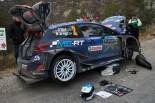 WRC第1戦モンテカルロ オット・タナク(フォード・フィエスタWRC)