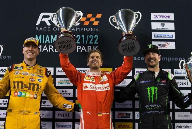 F1   ROC:ウェーレイン大クラッシュで孤軍奮闘のベッテルが国別対抗で優勝。個人戦ウイナーはモントーヤ
