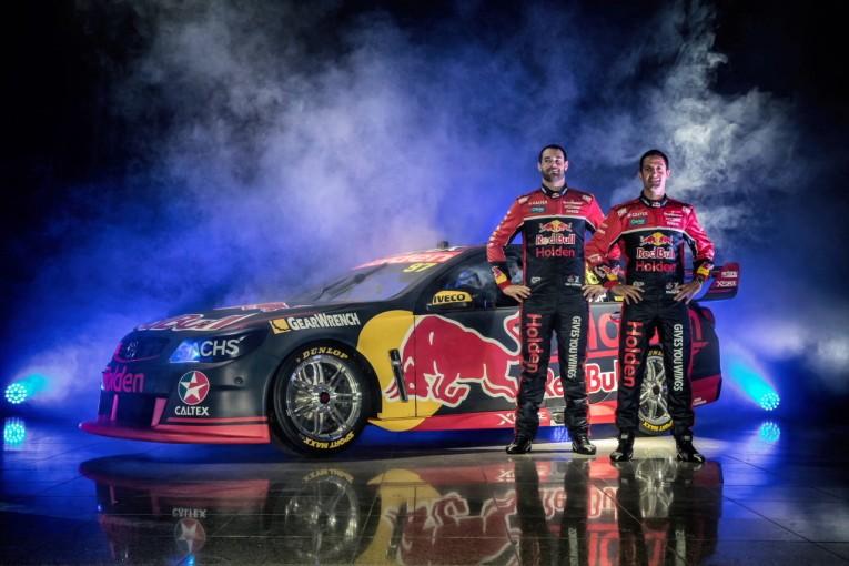 海外レース他 | 豪州SC:王者RBRホールデン、マットカラーの2017年型コモドアを公開