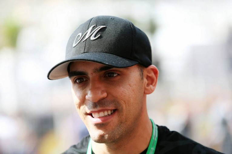 F1 | 休養中のマルドナド、ロズベルグの引退騒動でF1復帰を期待していた