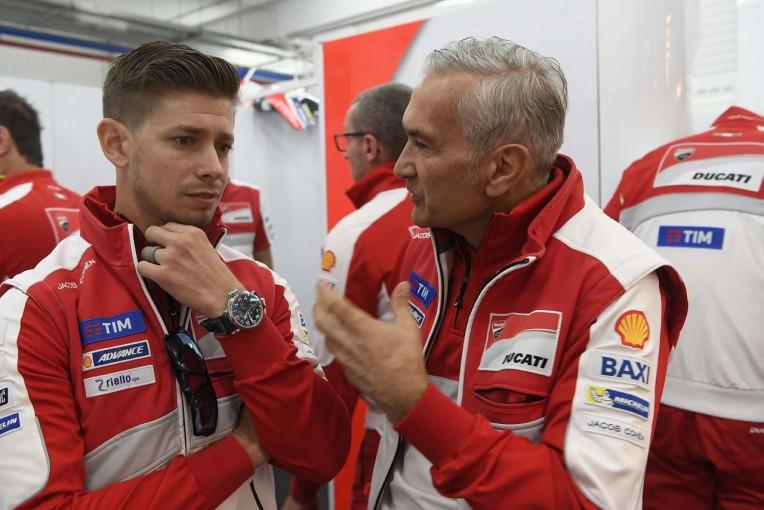 MotoGP   MotoGP:ストーナーは「アドバンテージをさらにもたらしてくれる」とドゥカティ