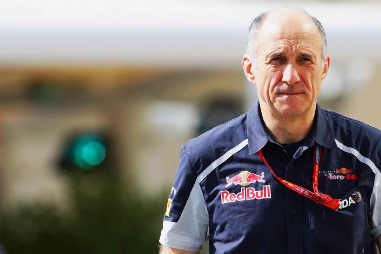 F1 | トロロッソF1代表が提言「若者へアピールするため、シミュレーターによるレースを開催すべき」