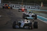F1   「F1新規則はメルセデスに味方する」とバトンが予想