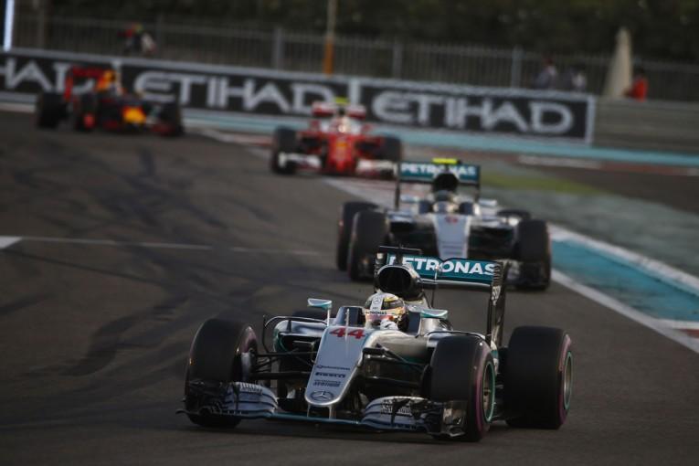 F1 | 「F1新規則はメルセデスに味方する」とバトンが予想