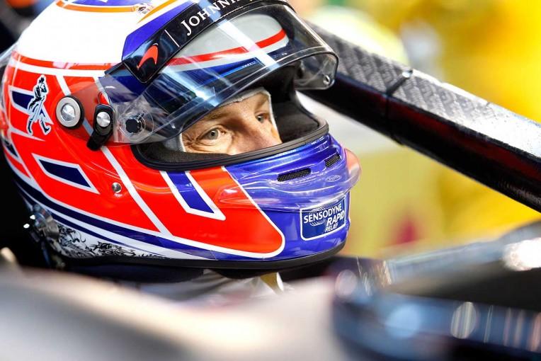 F1 | 「ラリークロス挑戦には学習が必要」とバトン。改めてスーパーGT参戦意欲も明かす