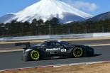スーパーGT | 富士スピードウェイで3台のLC500が走行。19号車がシェイクダウン