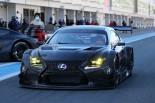 スーパーGT | LM Corsaの51号車はレクサスRC F GT3か。中山+BSで走行開始