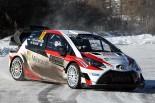 ラリー/WRC | WRC:マキネン、開幕戦の結果に手応え。「トヨタが今年中に優勝する可能性は高い」