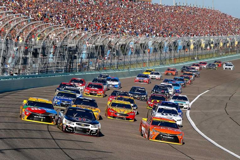 海外レース他 | NASCAR:2017年からレースフォーマットを刷新。『チェイス』も名称変更