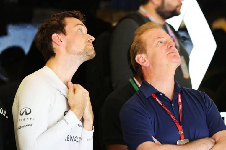 F1 | MVS代表ジョナサン・パーマー、シルバーストンの買収を断念
