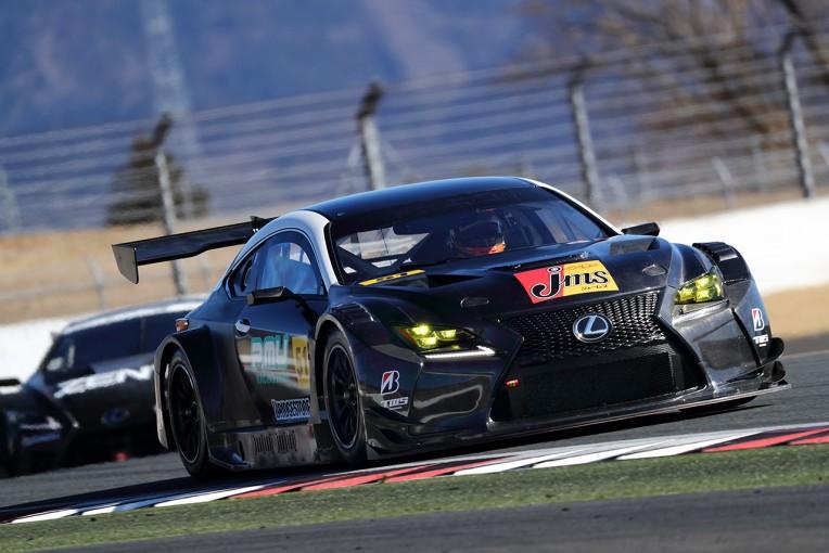 スーパーGT | TDP若手ドライバーに聞くレクサスRC F GT3「完成度はすごく高い」