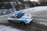 WRC第1戦モンテカルロに参戦、クラス優勝したロマン・デュマ(ポルシェ911 GT3 RS)