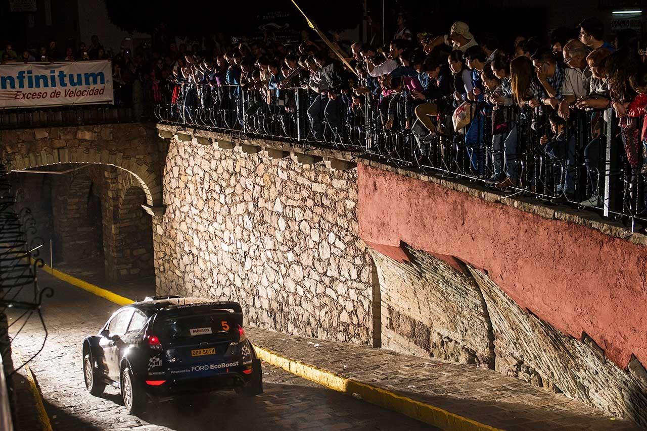 WRC:007『スペクター』の舞台を疾走。第3戦メキシコで新たな試み