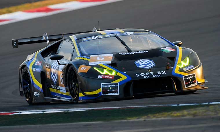 ブランパンGTシリーズ・アジアにヴィンチェンツォ・ソスピリ・レーシングが参戦する