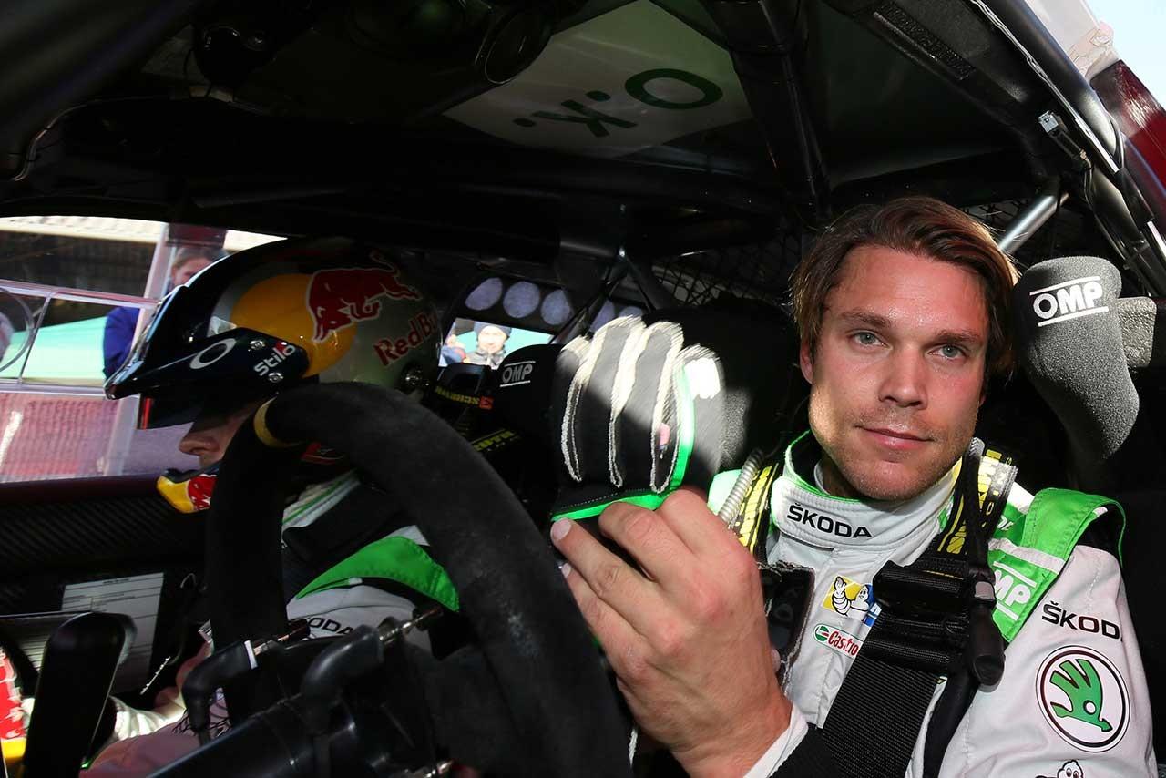 WRC:元フォルクスワーゲンのミケルセン、17年型ポロR WRCでのシリーズ参戦を望む