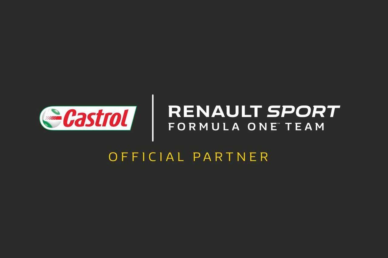BP/カストロールがF1へ復帰。ルノーF1とパートナーシップを締結