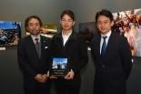 スーパーGT | JRPA写真展『COMPETITION』がキヤノンギャラリー銀座で開幕。佐々木大樹も登場