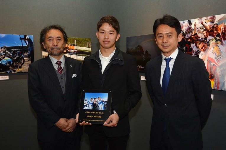 スーパーGT   JRPA写真展『COMPETITION』がキヤノンギャラリー銀座で開幕。佐々木大樹も登場