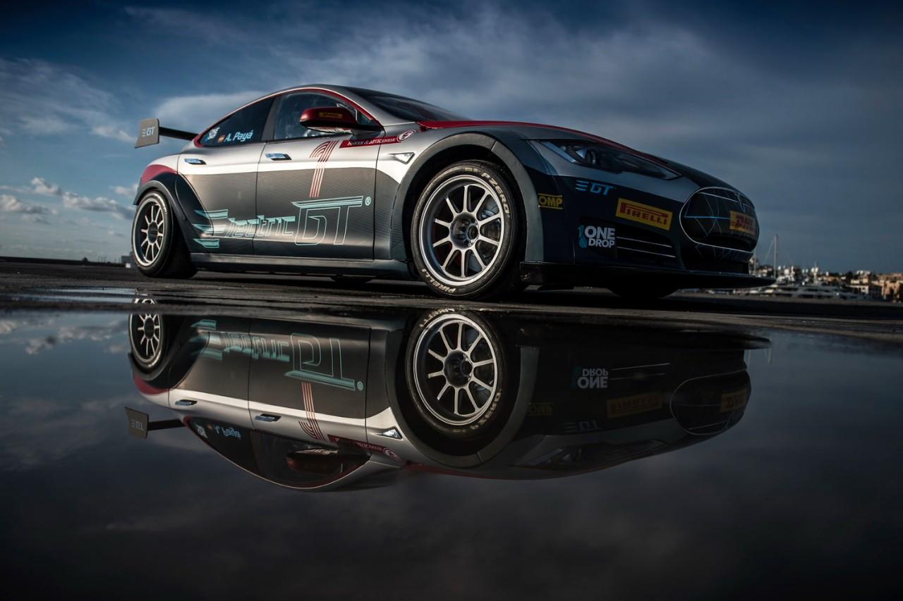 新たな電気自動車GT選手権、「EGTチャンピオンシップ」の開催概要発表
