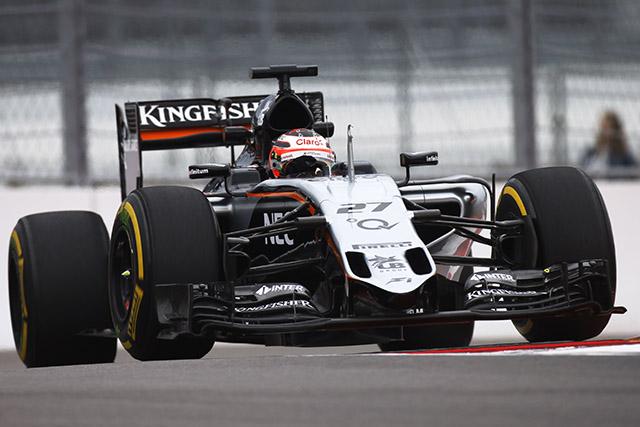 F1 | 1時間に短縮のFP1はFインディアが首位発進